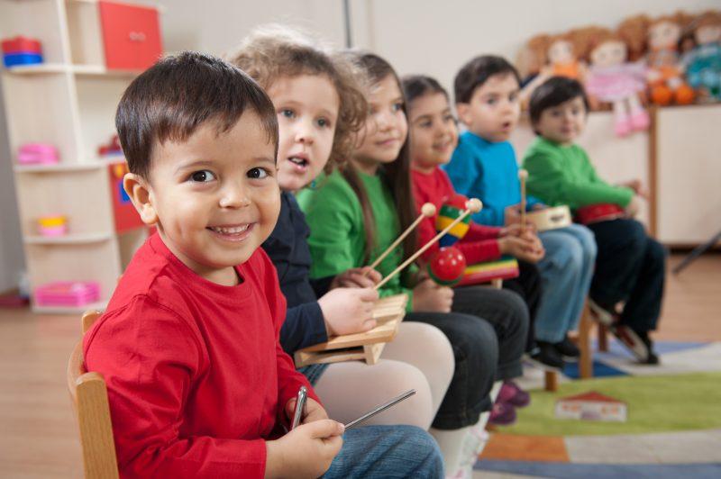 Okul öncesinde müziğin yeri - Okul Öncesi